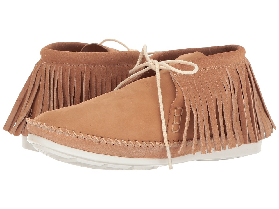 Warm Creature - Fringe (Blush) Women's Shoes