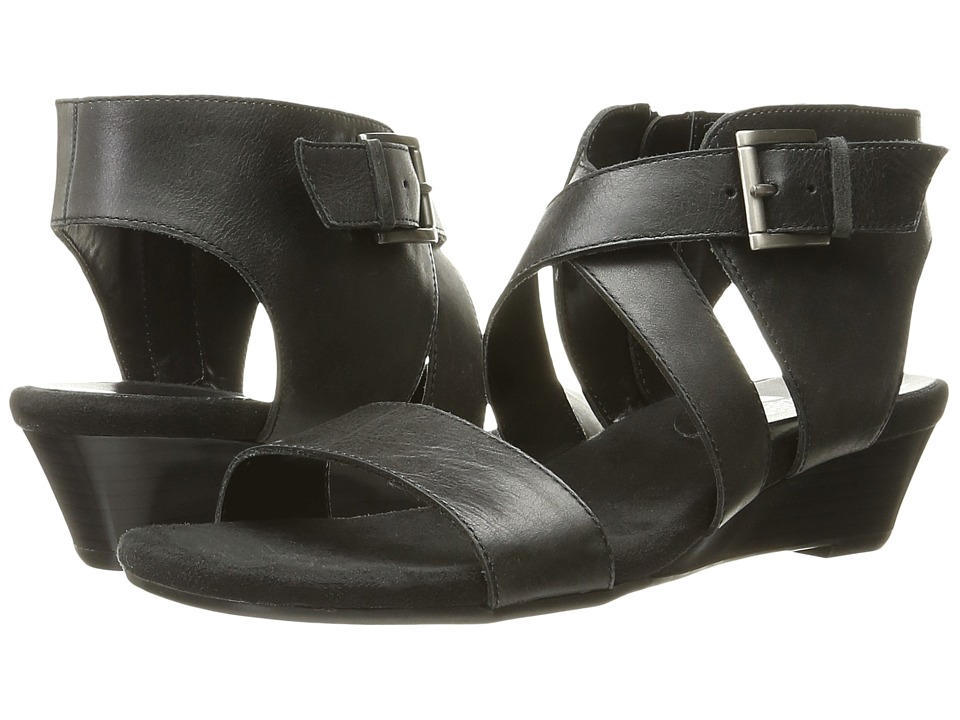 A2 by Aerosoles Propryetor (Black Leather) Women