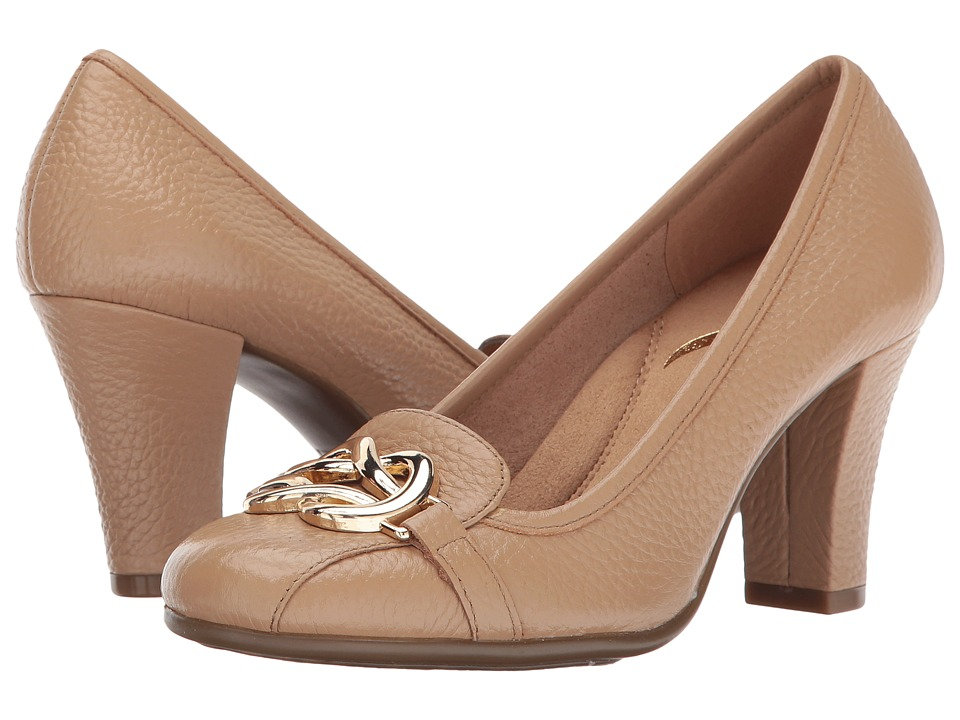 A2 by Aerosoles Enrollment (Light Tan Leather) Women