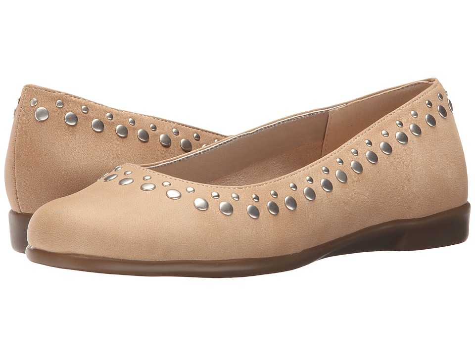 A2 by Aerosoles - Cubecle (Light Tan) Women's Shoes