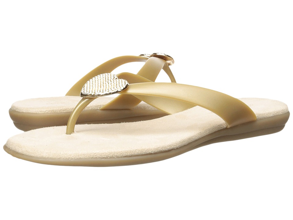 A2 by Aerosoles Chlose At Heart (Gold) Women