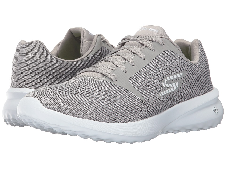SKECHERS Performance - On-the-Go City 3 (Gray) Men's Walking Shoes