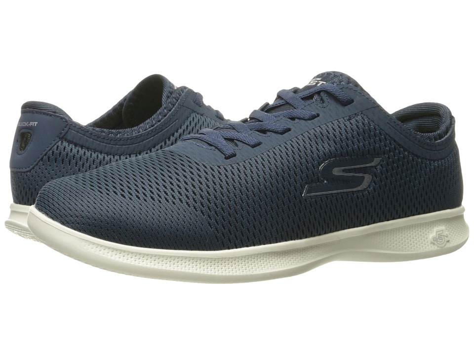 SKECHERS Performance Go Step Lite Persistence (Navy) Women