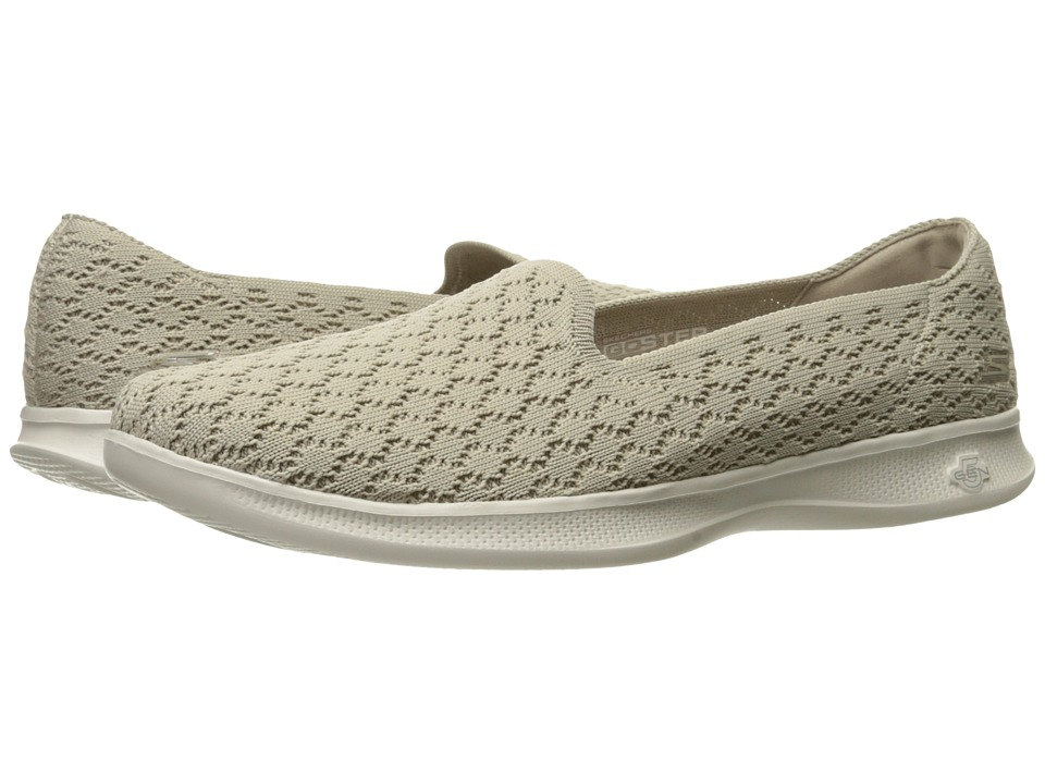 SKECHERS Performance Go Step Lite 14723 (Taupe) Women
