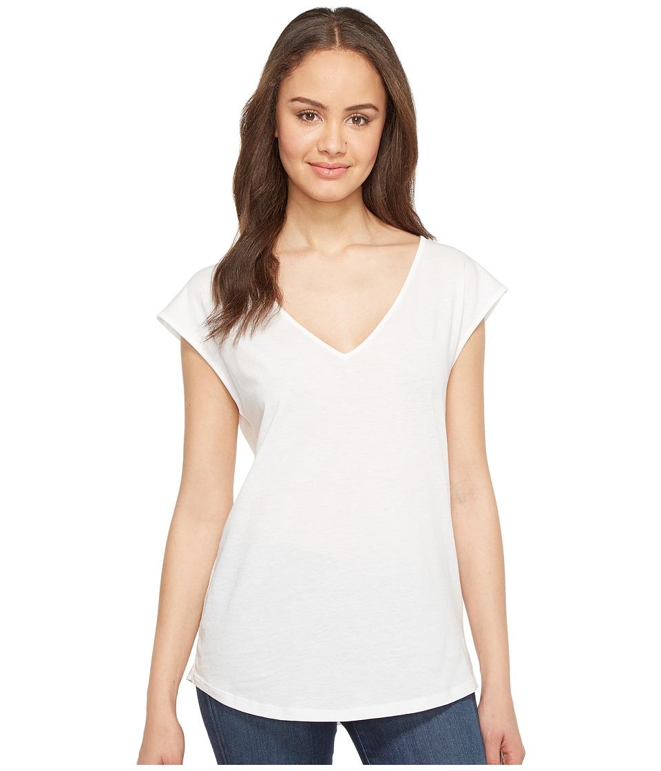 Alternative - Flirt Tee (White) Women's T Shirt