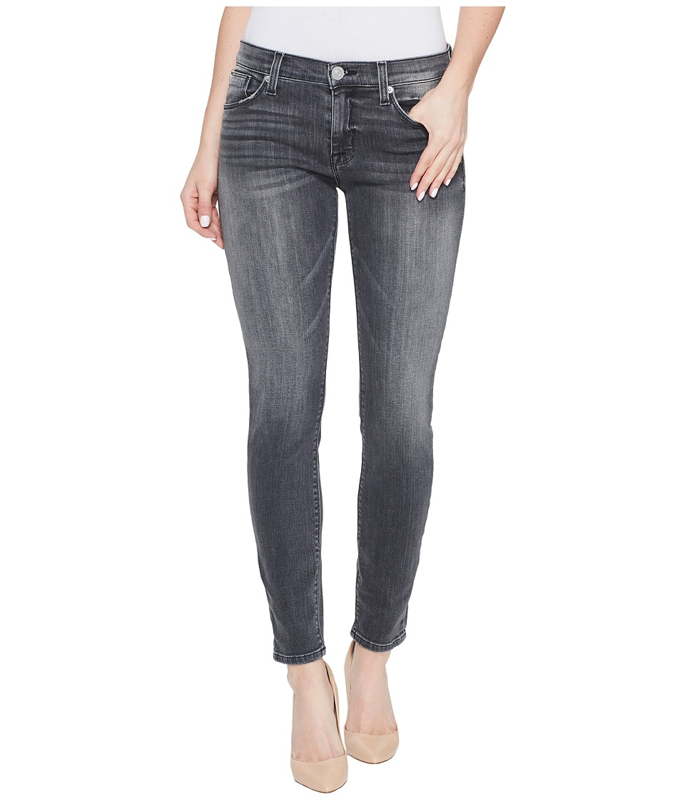 Hudson - Nico Mid-Rise Ankle Super Skinny Five-Pocket Jeans in Spectrum (Spectrum) Women's Jeans