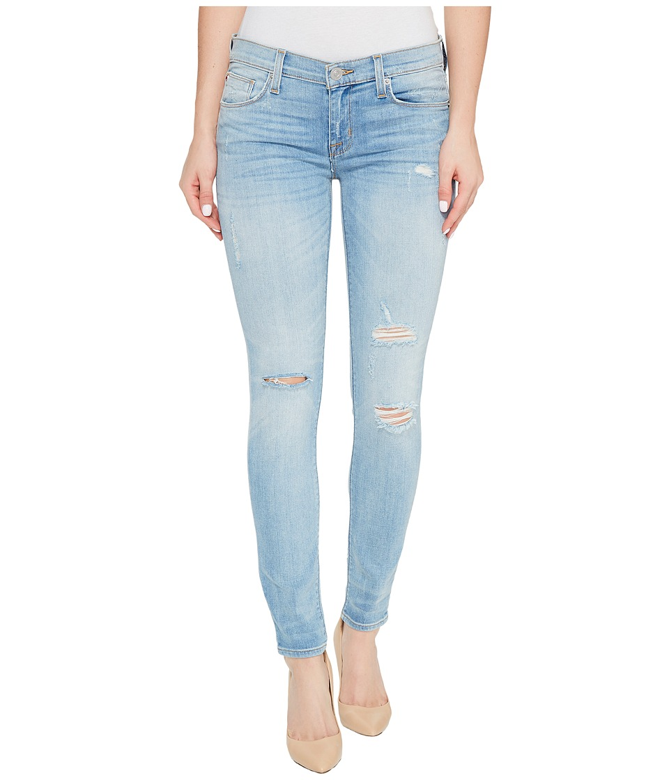 Hudson - Krista Ankle Super Skinny Five-Pocket Jeans in Karma (Karma) Women's Jeans