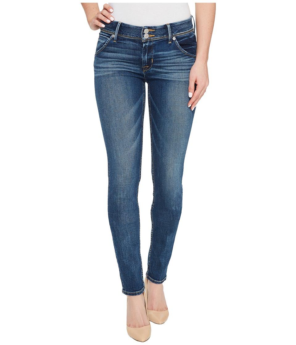 Hudson - Collin Mid-Rise Skinny Flap Jeans in Lonestar (Lonestar) Women's Jeans