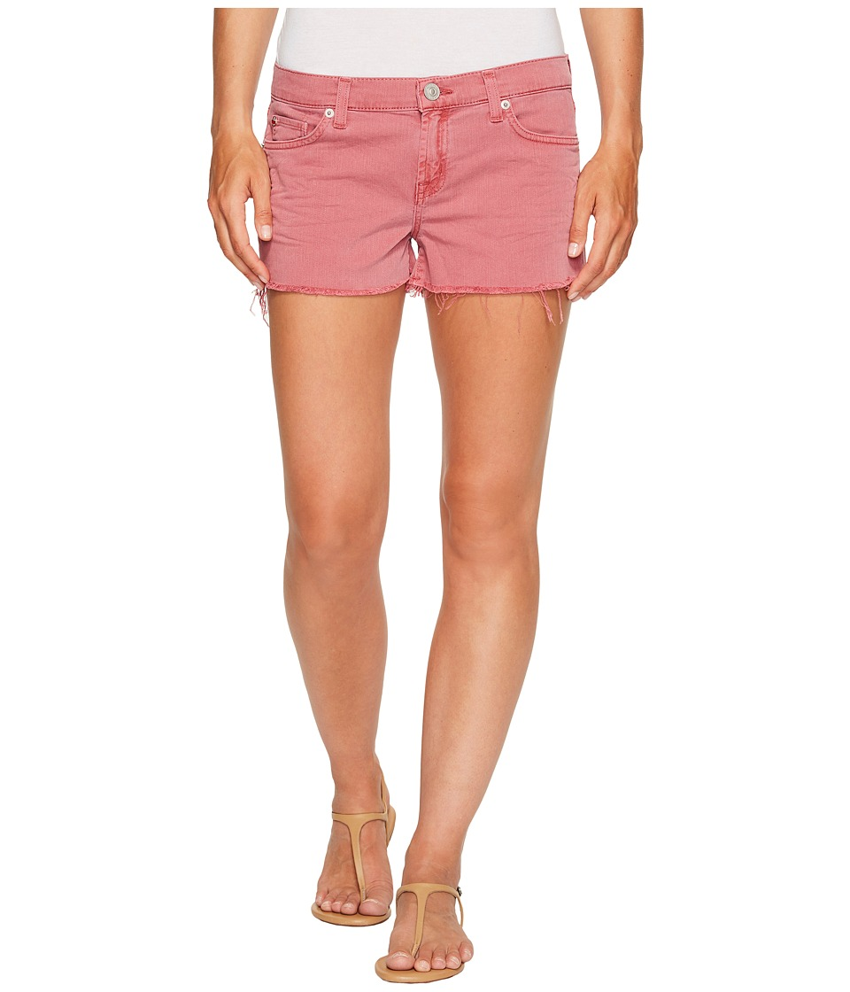 Hudson - Kenzie Cut Off Five-Pocket Shorts in Dusted Orchid (Dusted Orchid) Women's Shorts