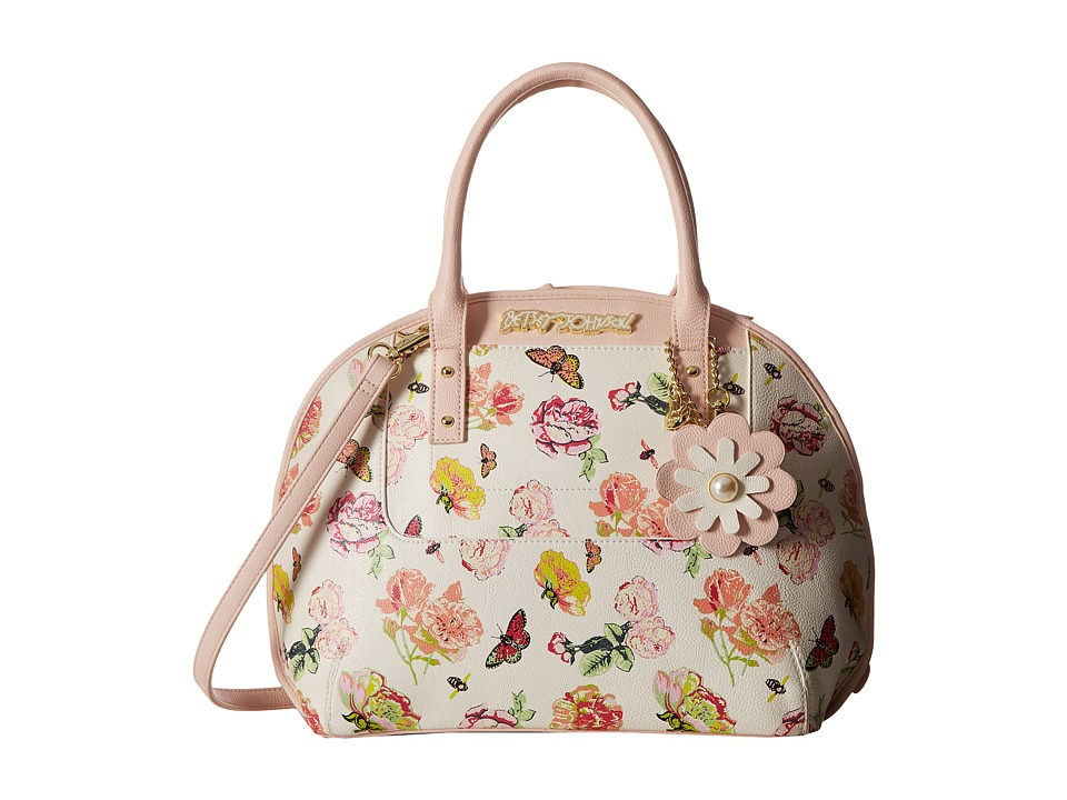 Betsey Johnson - Neverland Floral (Floral) Handbags