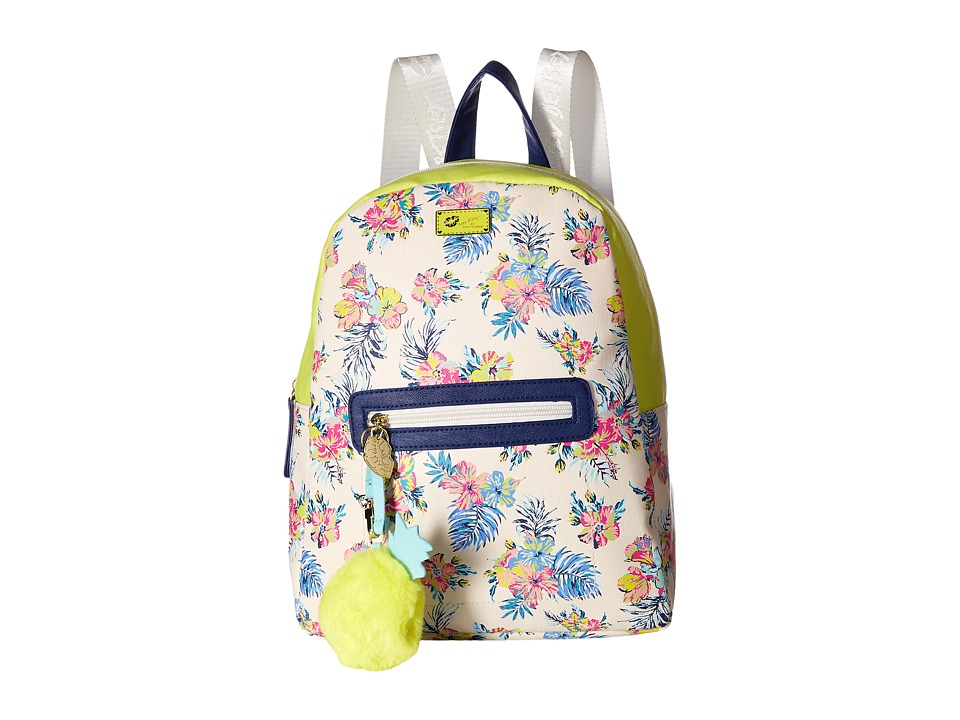 Luv Betsey - Dem Backpack (Blue/Green) Backpack Bags