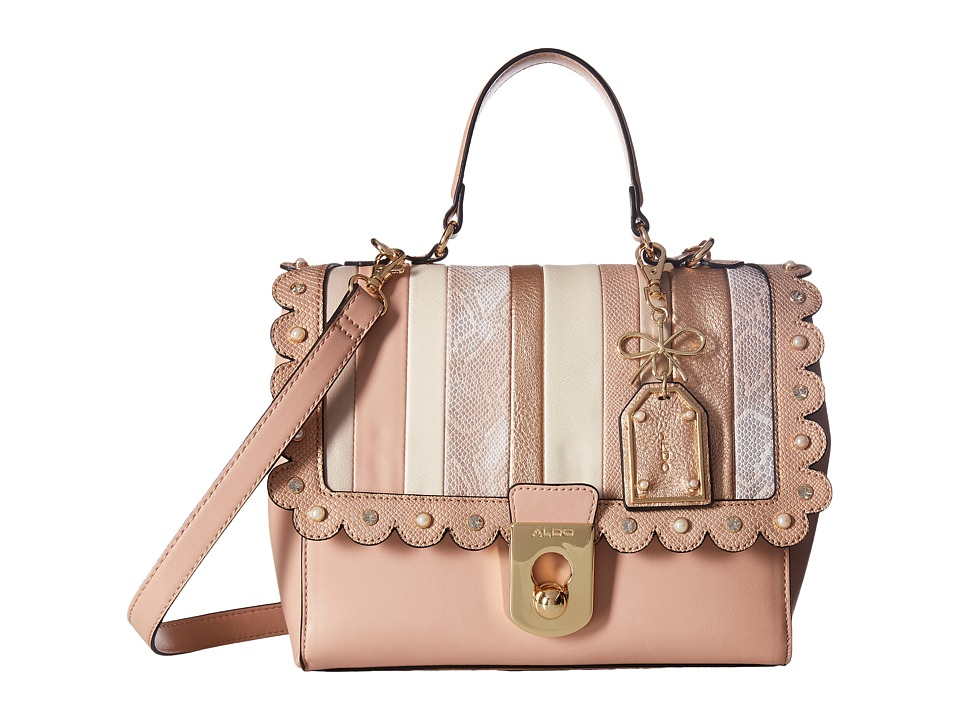 ALDO - Laughter (Light Pink) Handbags