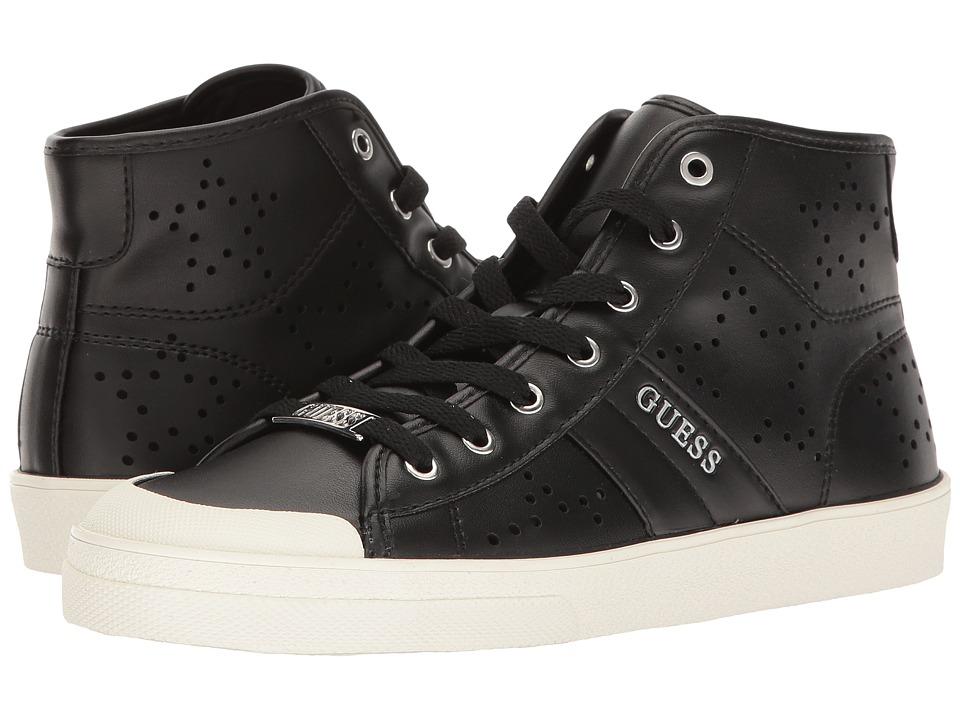 GUESS - Kamio (Black) Women's Shoes