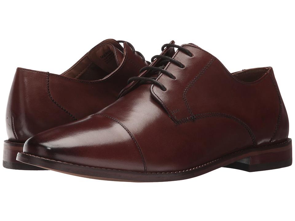 Florsheim Montinaro Cap Toe Oxford (Chocolate Smooth) Men