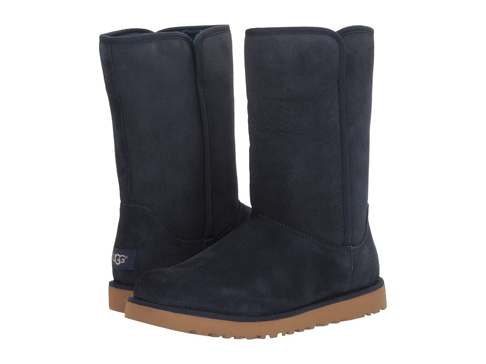UGG - Michelle (Navy) Women's Cold Weather Boots