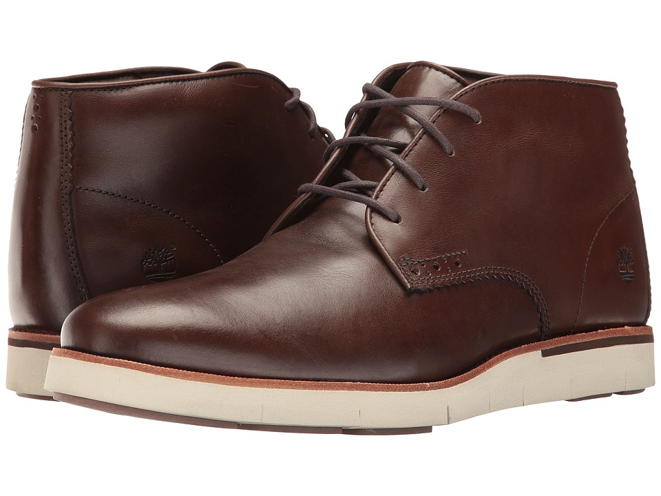 Timberland - Preston Hills Chukka (Dark Rubber) Men's Boots