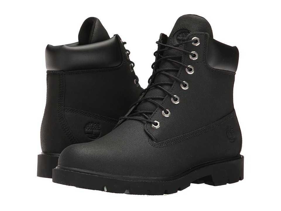 Timberland - 6 Basic Boot (Black) Men's Boots