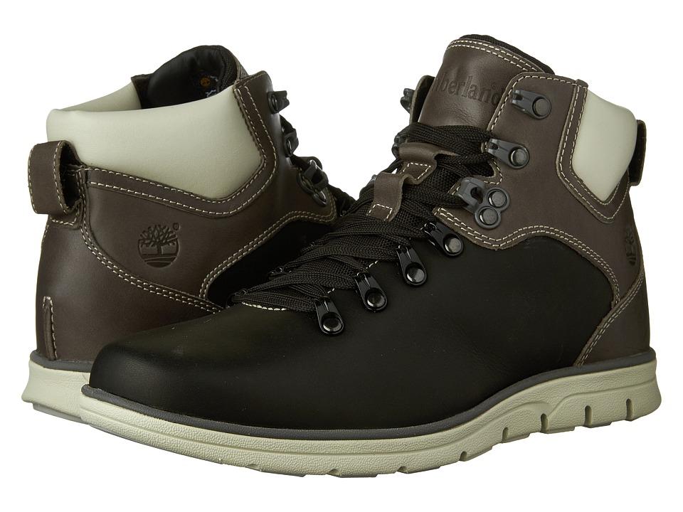 Timberland - Bradstreet Hiker (Jet Black) Men's Boots