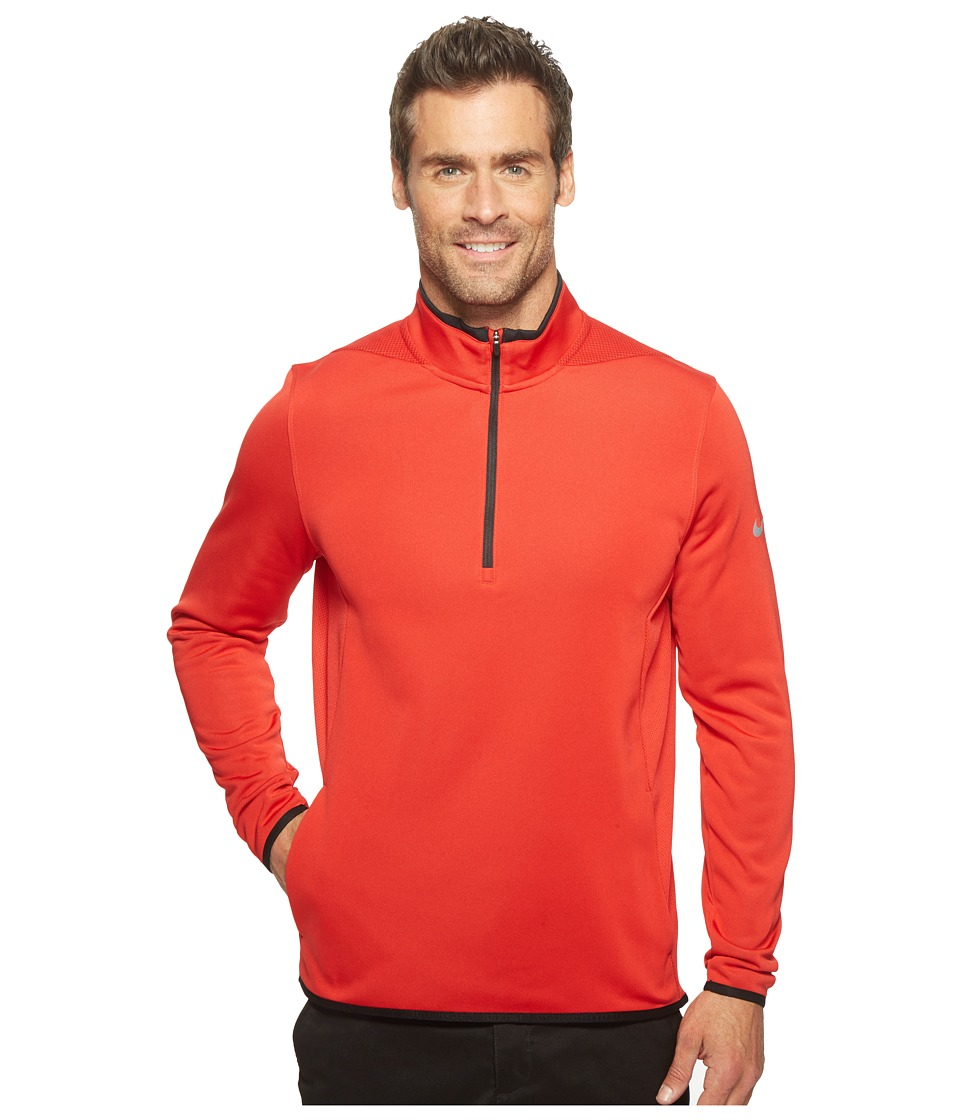 Nike - Long Sleeve Top (University Red/White) Men's Clothing