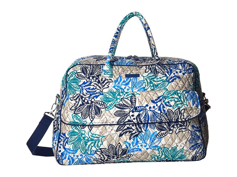 Vera Bradley Luggage - Grand Traveler (Santiago) Duffel Bags
