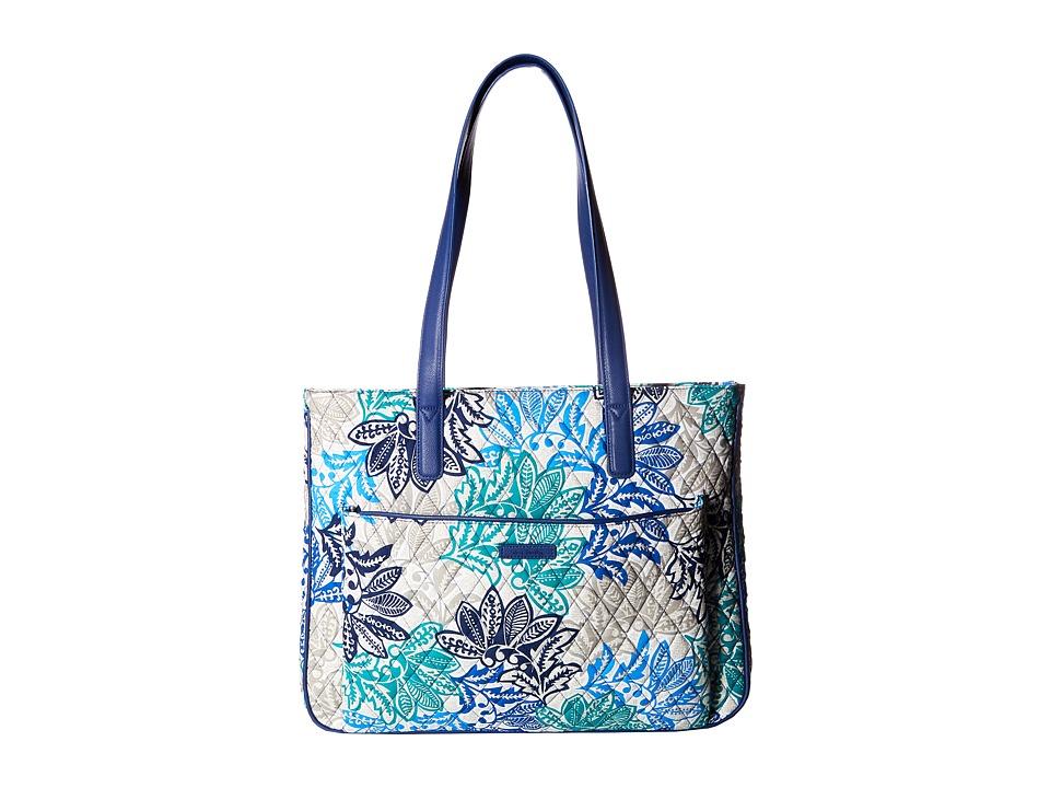 Vera Bradley - Commuter Tote (Santiago) Tote Handbags