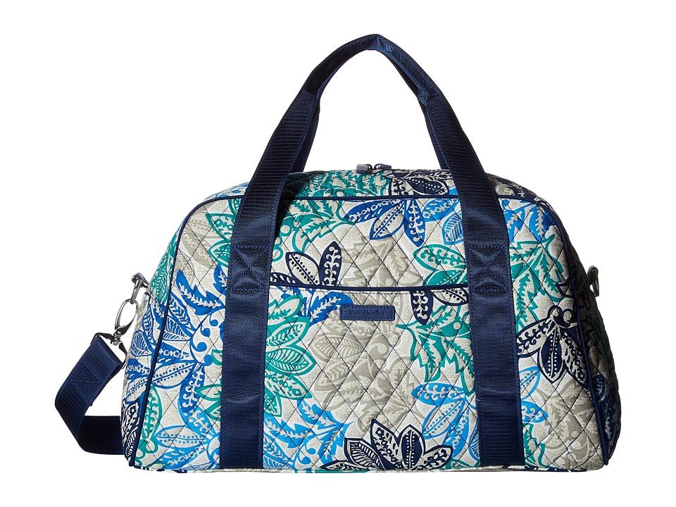 Vera Bradley Luggage - Compact Sport Bag (Santiago) Bags