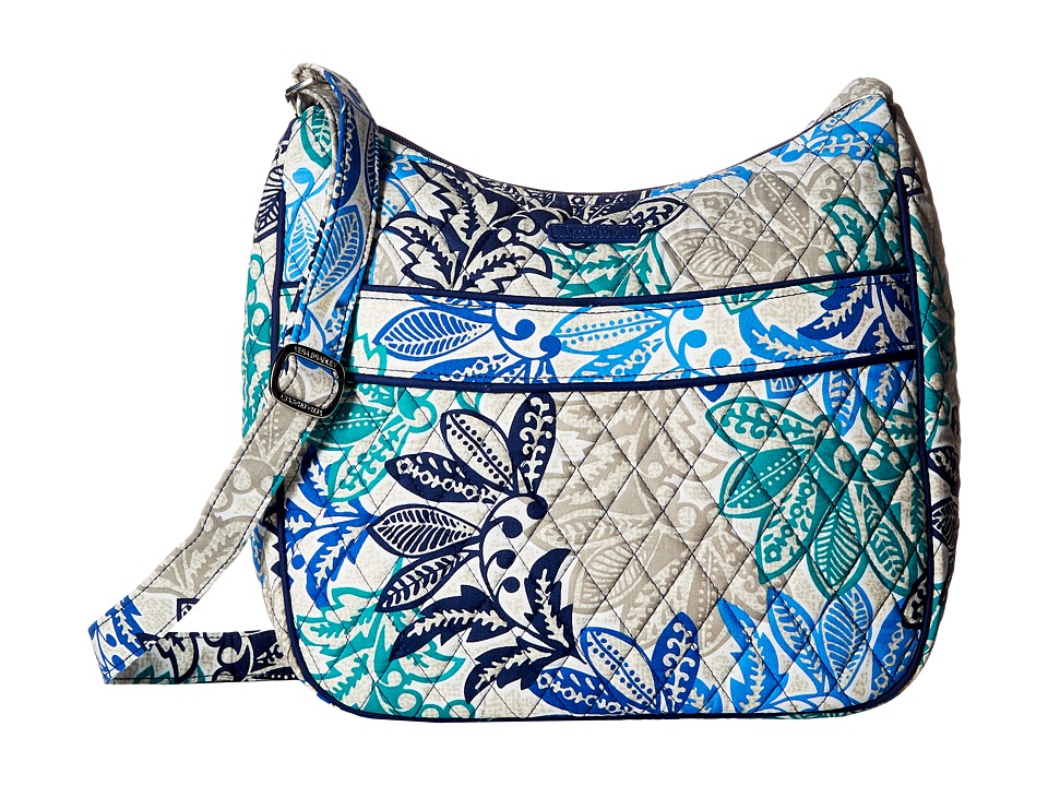 Vera Bradley - Carryall Crossbody (Santiago) Cross Body Handbags