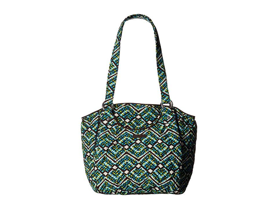 Vera Bradley - Glenna (Rain Forest) Tote Handbags
