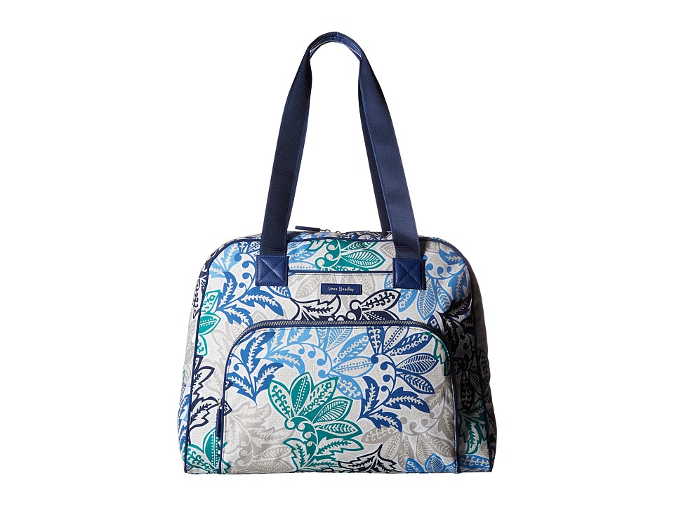Vera Bradley - Go Anywhere Carry-On (Santiago) Carry on Luggage
