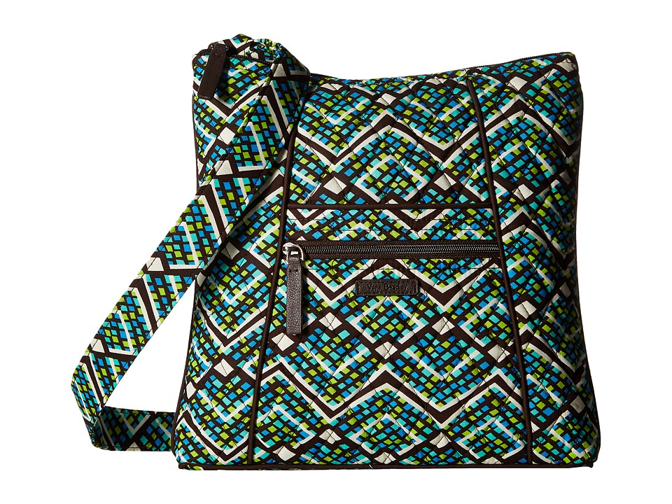 Vera Bradley - Hipster (Rain Forest) Cross Body Handbags