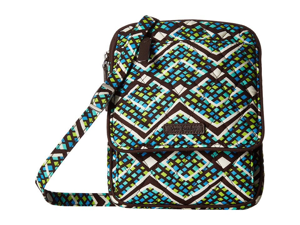 Vera Bradley - Mini Hipster (Rain Forest) Cross Body Handbags