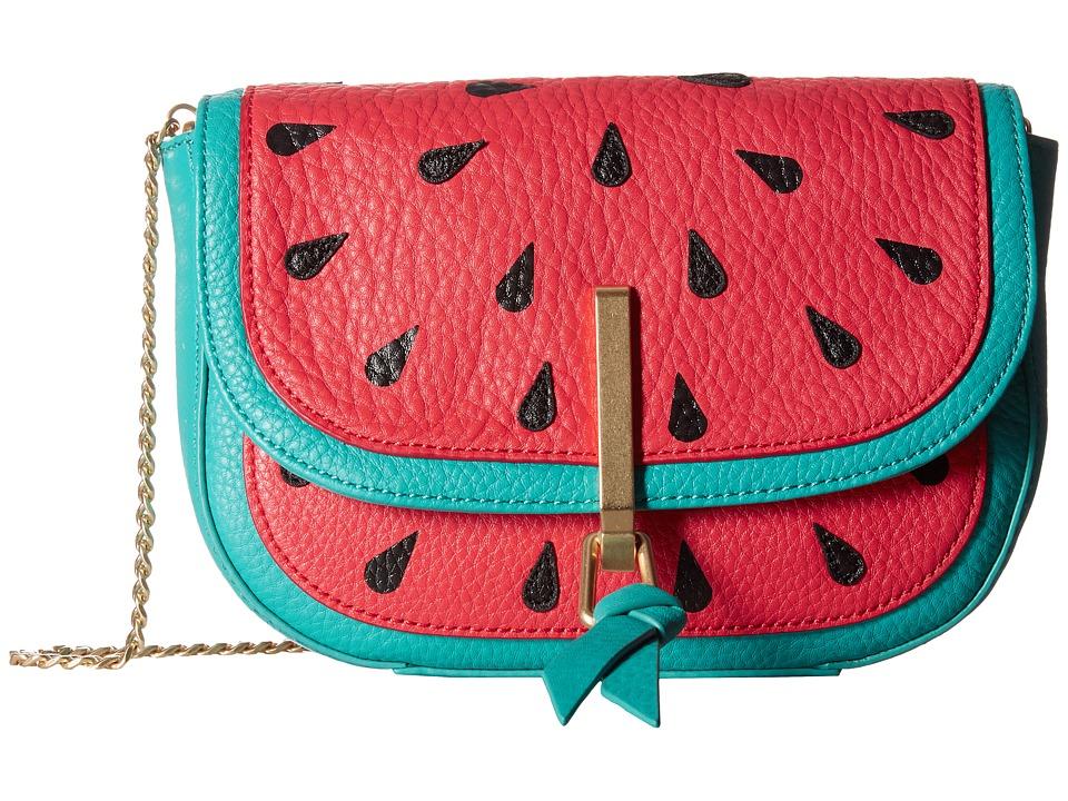 Vera Bradley - Mini Saddle Bag (Watermelon Slice) Bags
