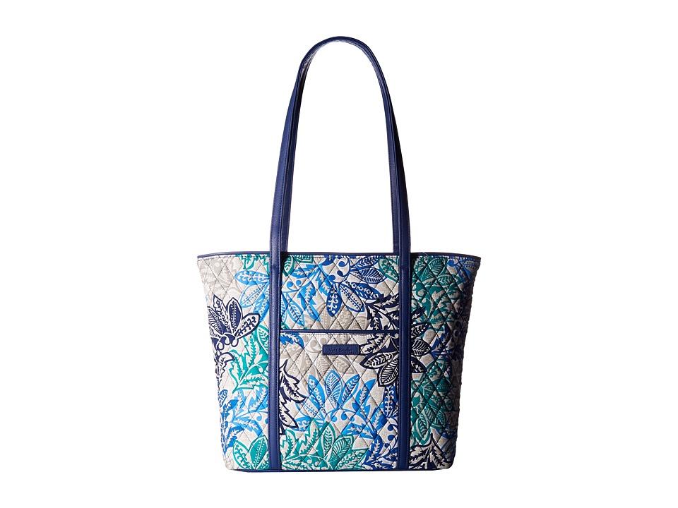 Vera Bradley - Small Trimmed Vera (Santiago) Tote Handbags