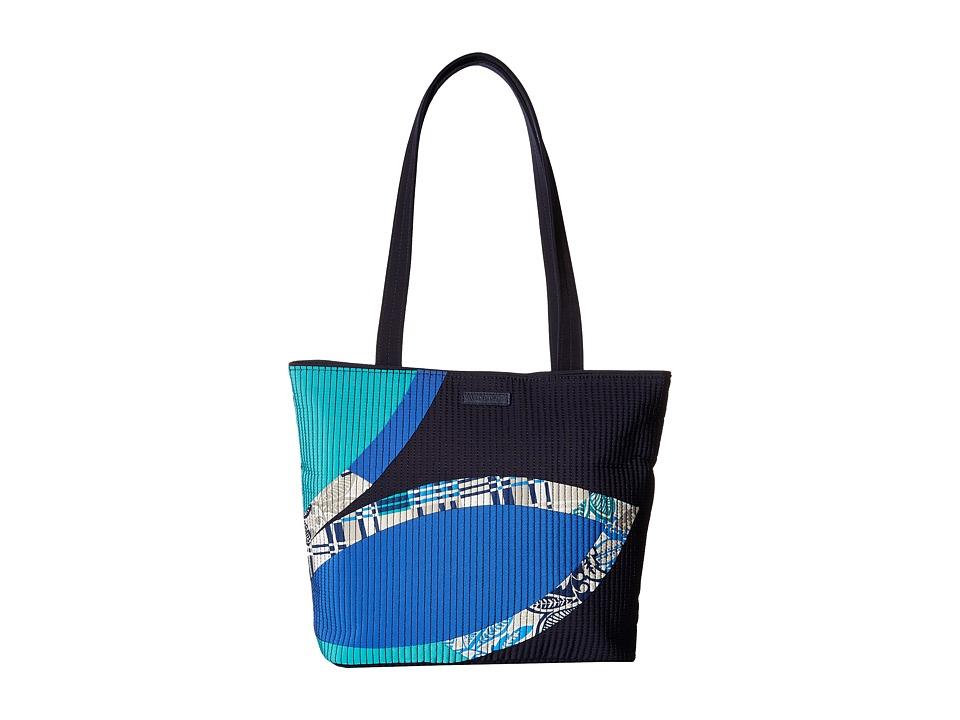 Vera Bradley - Small Vera (Santiago Flower) Handbags