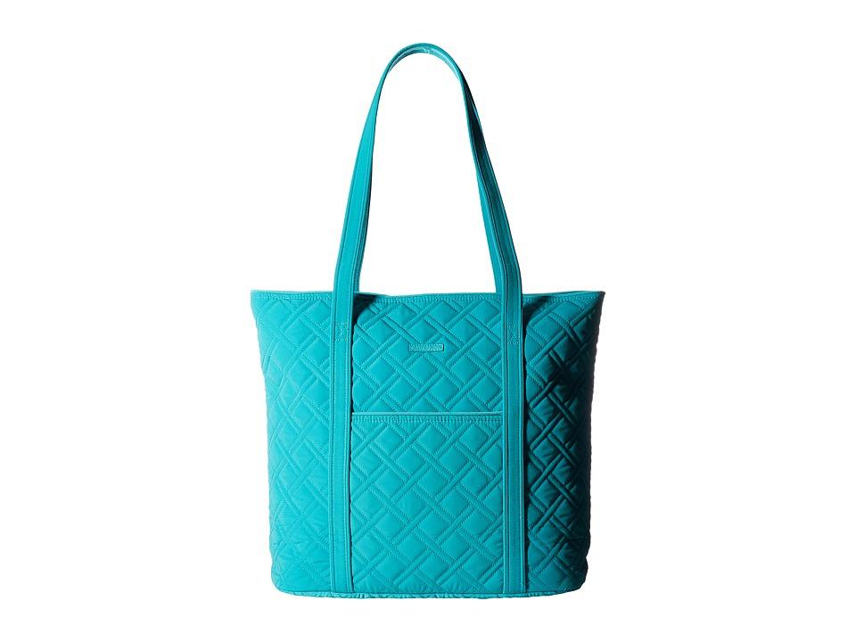 Vera Bradley - Vera 2.0 (Turquoise Sea) Tote Handbags