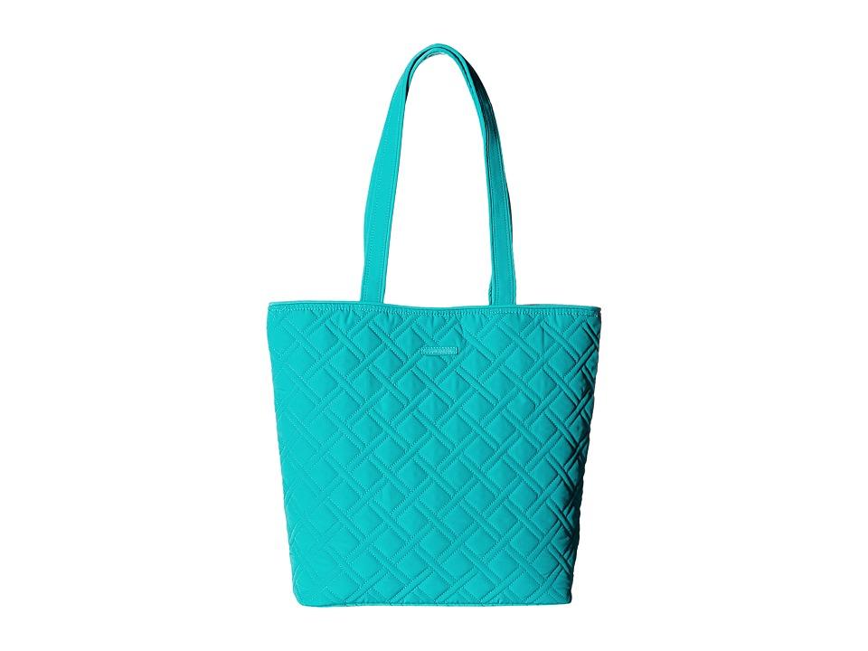 Vera Bradley - Tote (Turquoise Sea) Tote Handbags