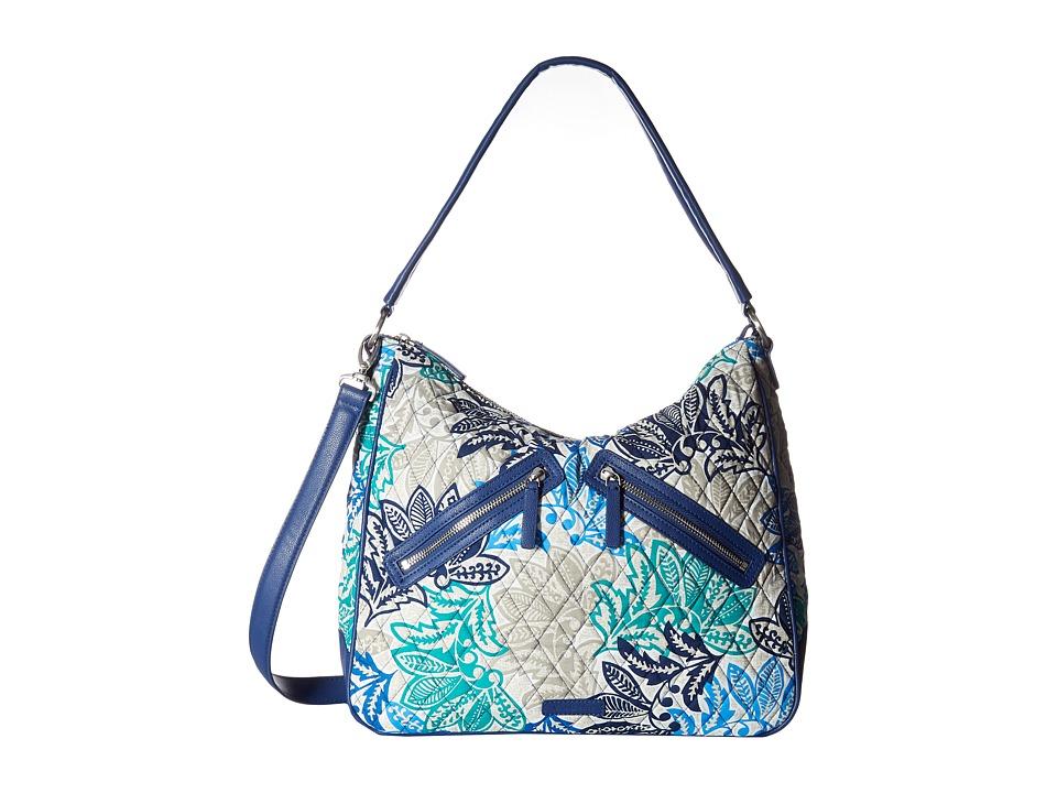 Vera Bradley - Vivian Hobo Bag (Santiago) Hobo Handbags