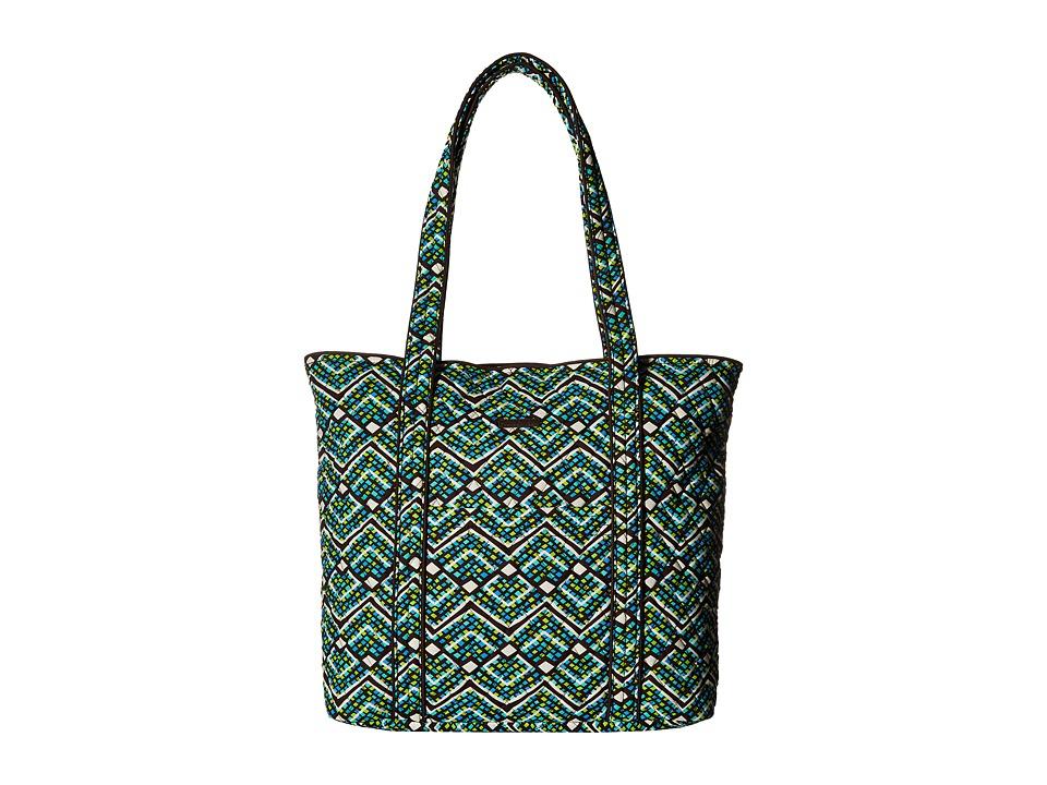 Vera Bradley - Vera 2.0 (Rain Forest) Tote Handbags