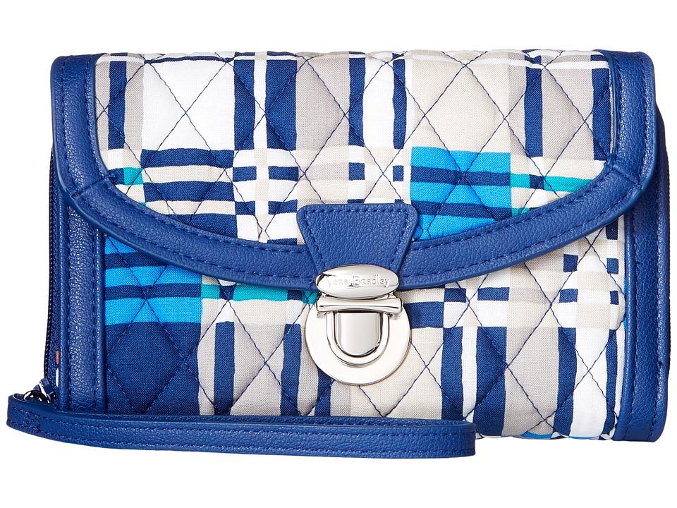 Vera Bradley - Ultimate Wristlet (Santiago Woven) Clutch Handbags
