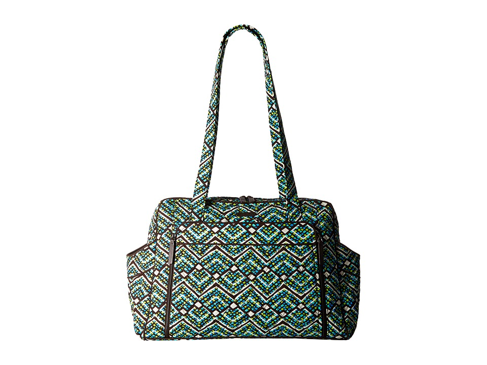Vera Bradley - Stroll Around Baby Bag (Rain Forest) Diaper Bags