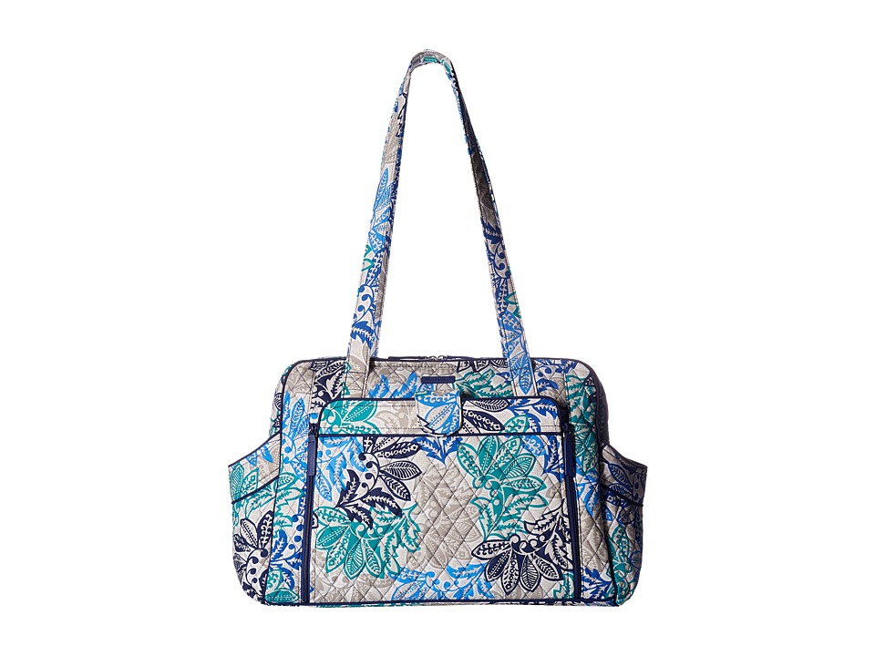 Vera Bradley - Stroll Around Baby Bag (Santiago) Diaper Bags