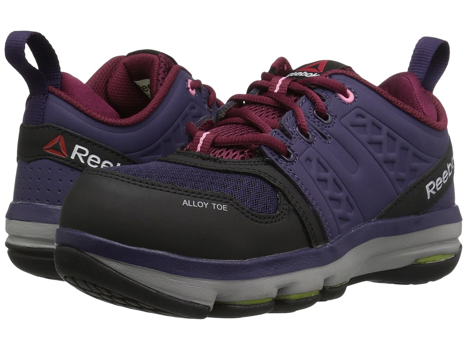 Reebok Work DMX Flex Work (Violet) Women