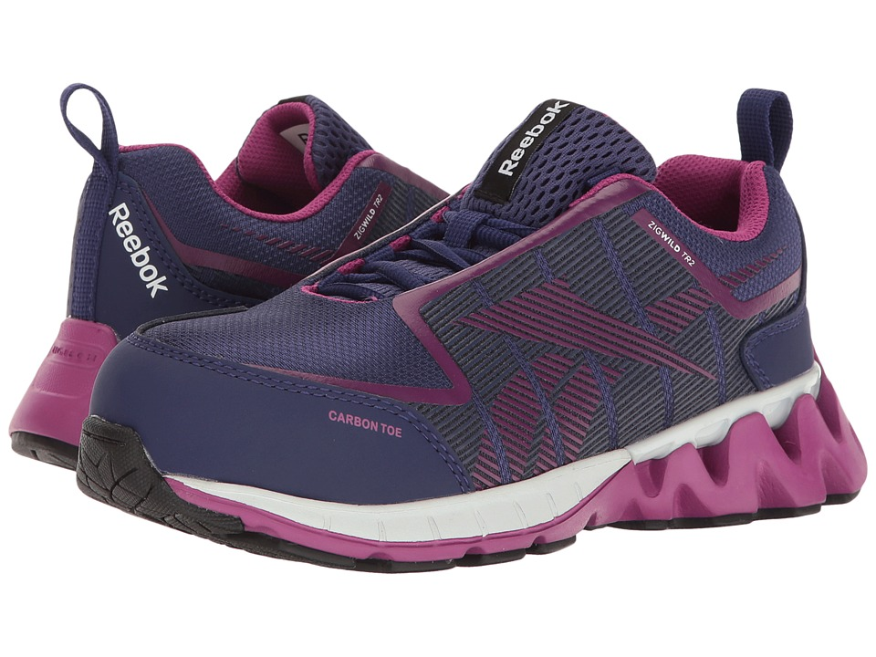 Reebok Work - Zigwild TR2 Work (Purple/Pink) Women's Work Boots