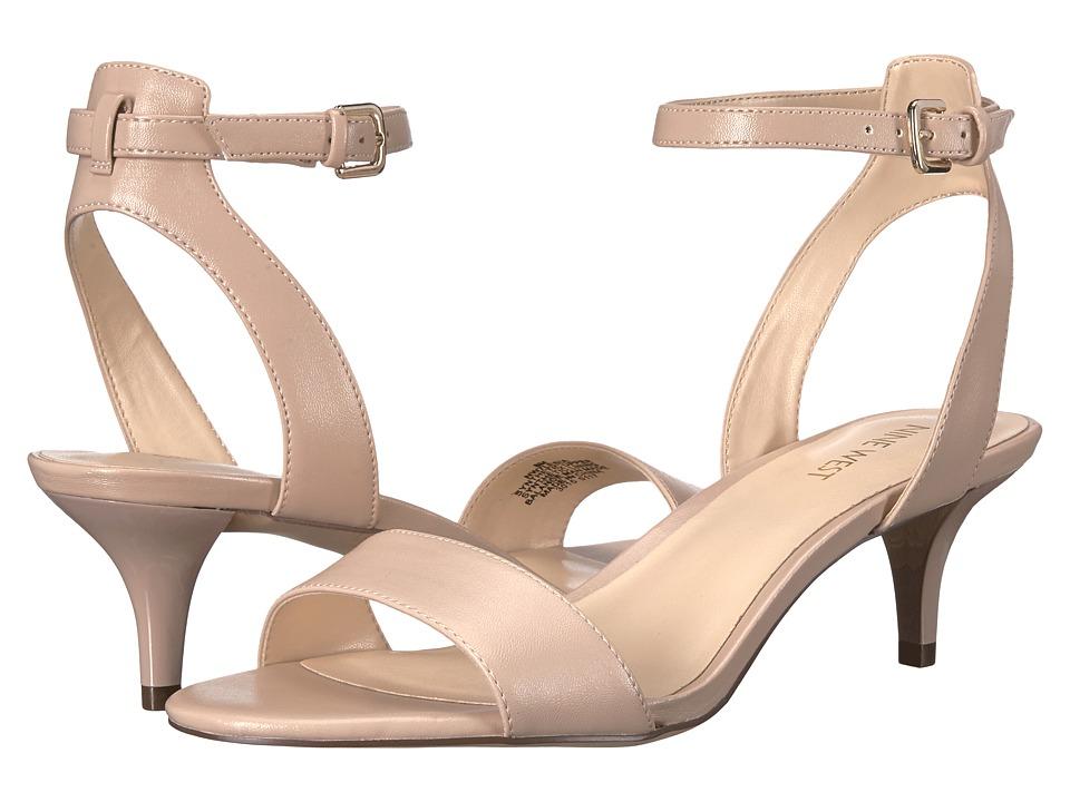 Nine West - Lesia (Light Natural) Women's Shoes
