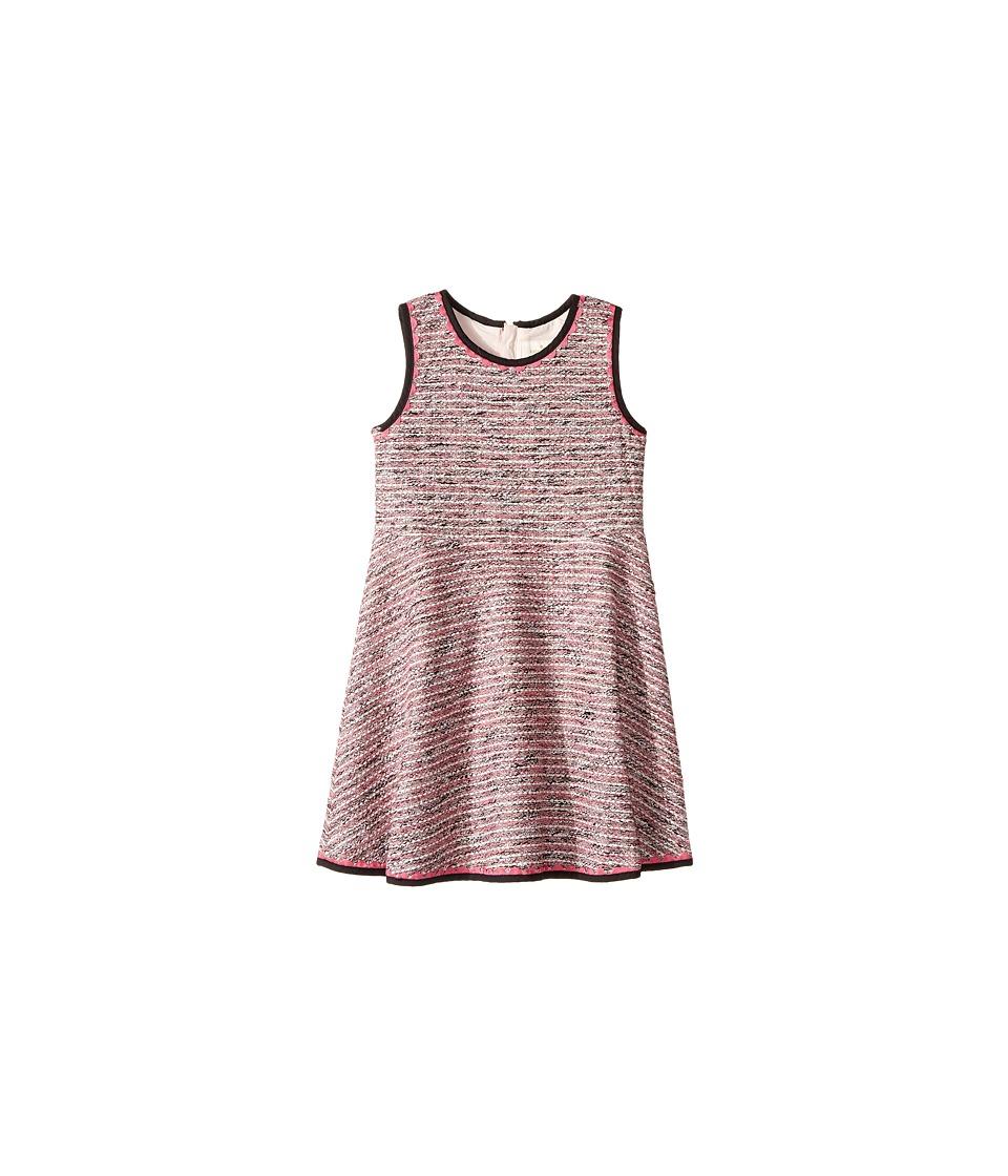 Kate Spade New York Kids - Knit Tweed Dress (Little Kids/Big Kids) (Multi) Girl's Dress