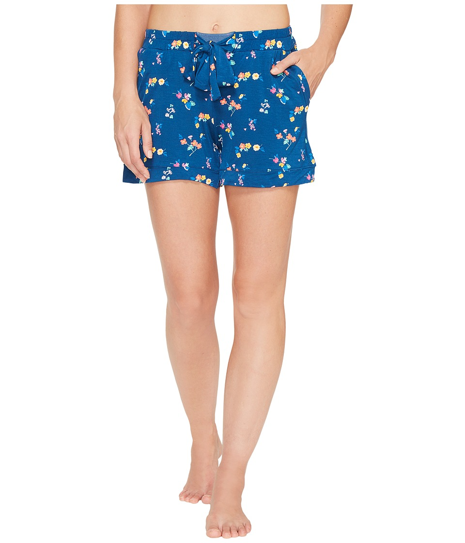 Vera Bradley - Pajama Shorts (Santiago Floral) Women's Pajama