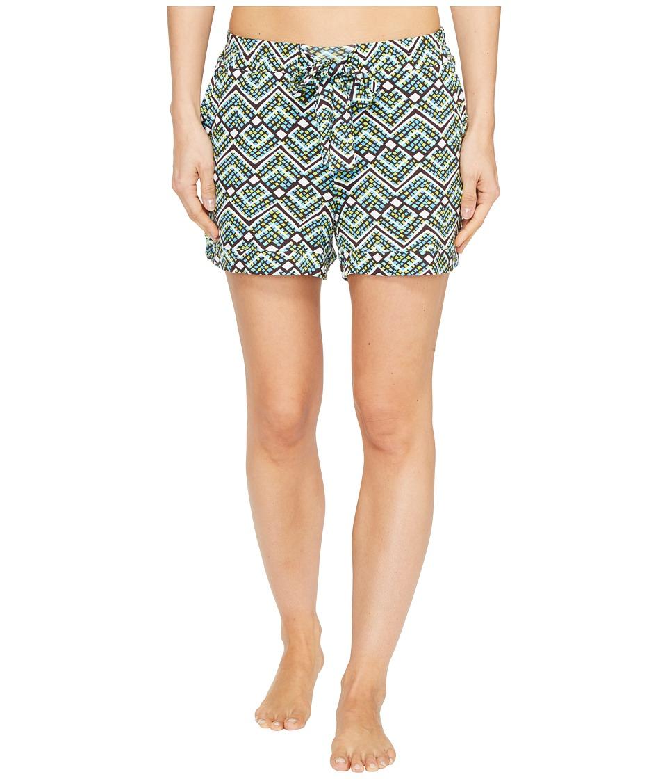 Vera Bradley - Pajama Shorts (Rain Forest) Women's Pajama