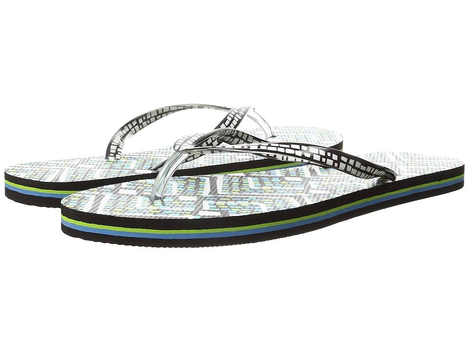 Vera Bradley - Flip Flops (Rain Forest) Women's Slippers