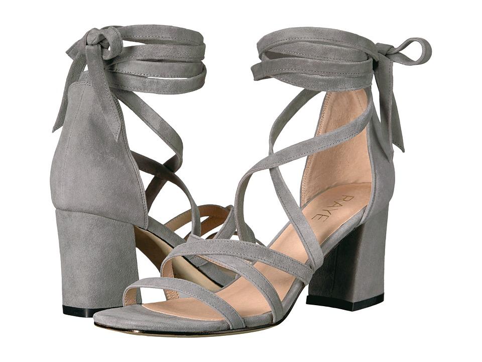 RAYE - Natalie (Slate) Women's Sandals