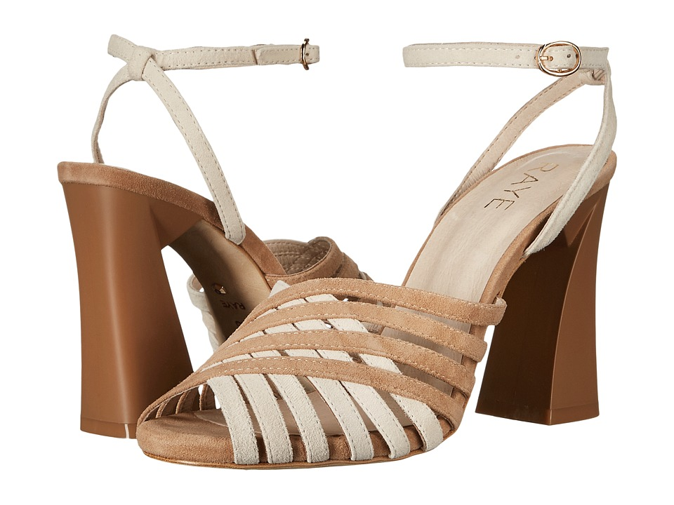 RAYE - Bunny (Tan Multi) Women's Sandals